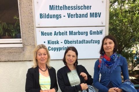 Obisk MBV